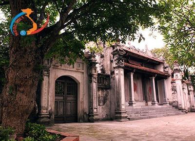 Chùa Bà Đanh - Ngôi chùa mang đậm nét kiến trúc đình chùa Bắc Bộ